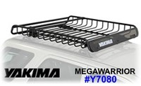 Yakima Mega Warrior Safari Roof Rack Basket - Product Image