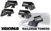Yakima RailGrab Tower Feet - (4) - Product Image
