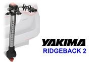 Yakima Ridgeback 2 Bike Hitch Mounted Bicycle Rack - Product Image