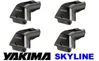 Yakima SkylineTowers Rack feet set of 4 - Product Image