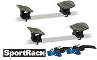 SportRack ABR512 Kayak Roof Rack Saddles that fit factory and aftermarket car roof racks