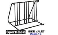 Sportrack BSR-10 Bike Valet Parking Rack to hold up to 6 bikes