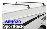 Sportrack Camper top roof rack crossbars
