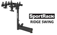 SportRack SR2415 Ridge Swing 4 Bike Rack