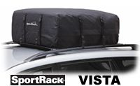 Sportrack Vista SR8106 Car roof top cargo and luggage bags, 13 cubic feet volume old model A21106B