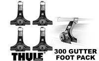 Rain Gutter Roof Racks Van Ladder Rack And Thule Parts