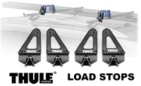 Thule 503 Load Stops : Roof Rack load stabilizing brackets