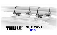 Thule Sup Taxi - Paddleboard Carrier - holds two paddle boards model 809, mounts to car roof racks