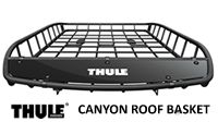Thule Canyon Safari Roof Rack Basket model 859