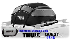 Thule Quest Cartop Luggage Carrier Bag