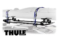 Thule SlipStream 887XT slide out kayak loading roof racks 887XT