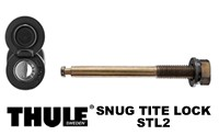 Thule STL2 Snug Tite locking hitch pin and tightener