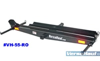 Versahaul VH55-RO Motorcycle Hitch Carrier Racks with Dirt Bike loading ramp