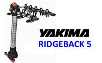 Yakima Ridgeback 5 Bike Hitch Racks and Hanging two arm bicycle carriers model 8002459